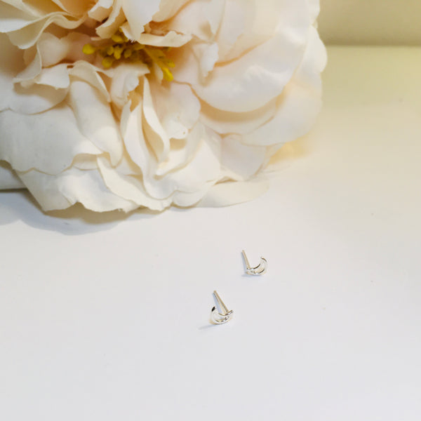BE SILVER  EARRING - S13