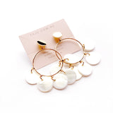 BE GEMMED EARRING - M02