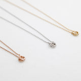 BE JEWELLED LINK NECKLACE-22