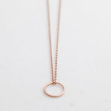 BE JEWELLED ROUND NECKLACE-02