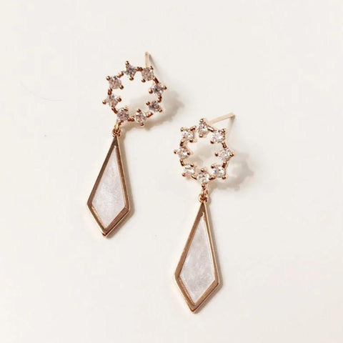 BE GEMMED  EARRING - G02