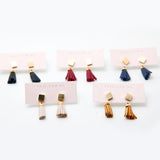 BE GEMMED EARRING - 05