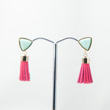 BE GEMMED EARRING - 06