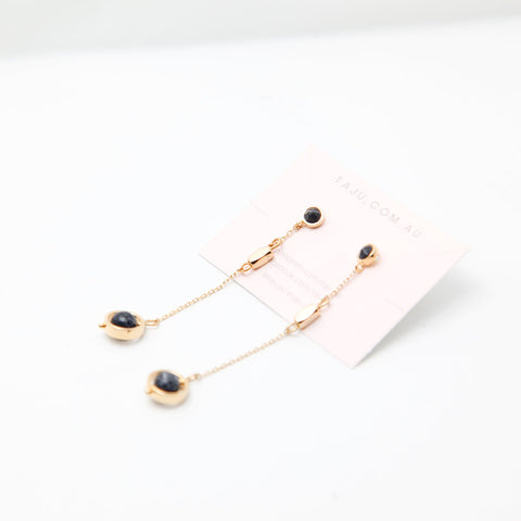 BE GEMMED EARRING - 14
