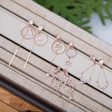 BE GEMMED  EARRING - G03