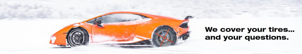 AutoSock mounted on Lamborghini we cover your questions