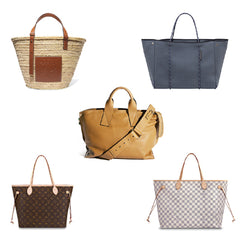 Our Fave 5 Handbags for the Baby Bag Converter