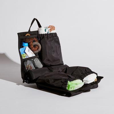 Black Baby Bag Bundle