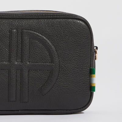 Milano Shoulder Bag Black