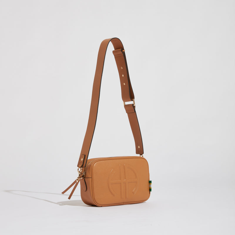 Milano Shoulder Bag Tan