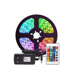 LED LIGHT STRIP WITH COLOR REMOTE