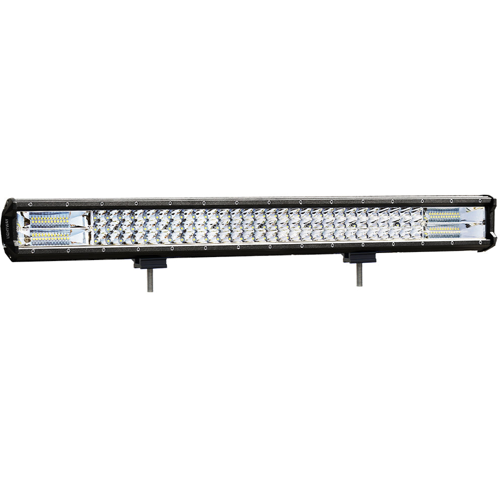 28Inch Philips LED Light Bar Flood Spot Combo Offroad Driving Lamp 4WD 4x4 V13-93S-DDT28BT