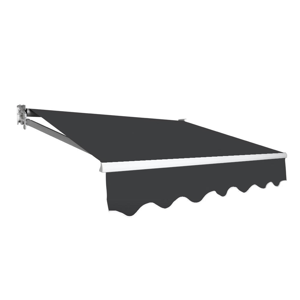 2x1.5m Car Folding Arm Awning Grey AWN-ARM-20X15-GREY