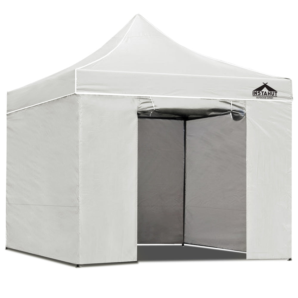 3x3M Outdoor Gazebo - White GAZEBO-C-3X3-DX-WHITE