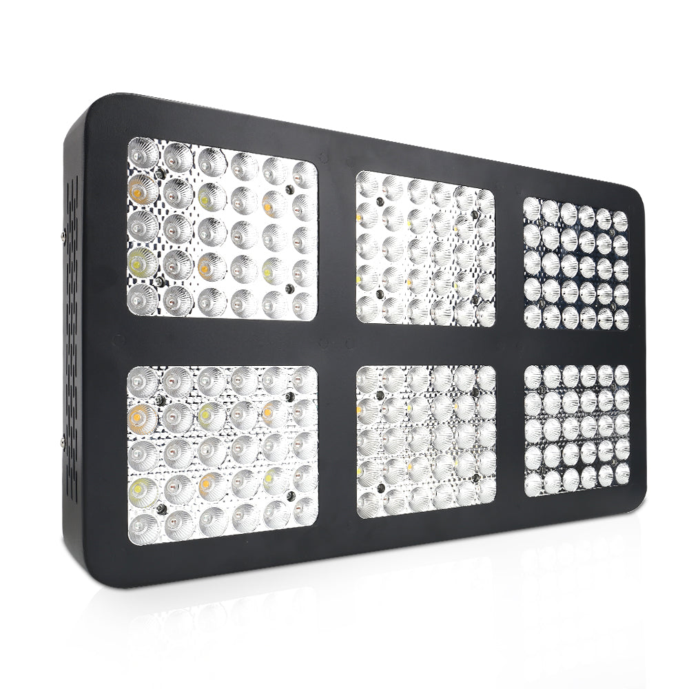 2000W LED Grow Light Full Spectrum Reflector  GL-NM-3T-2000-RE