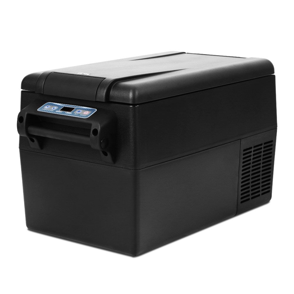 38L Portable Cooler Fridge - Black PFN-E-WEA-S-BK