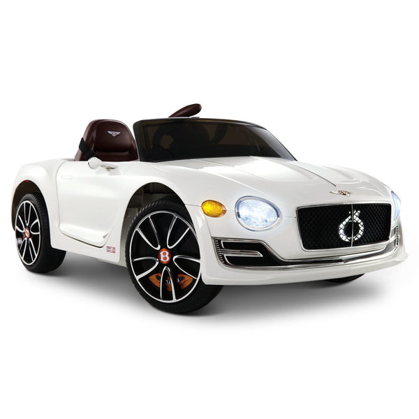Bentley XP12 Electric Toy Car - White RCAR-EXP12-WH