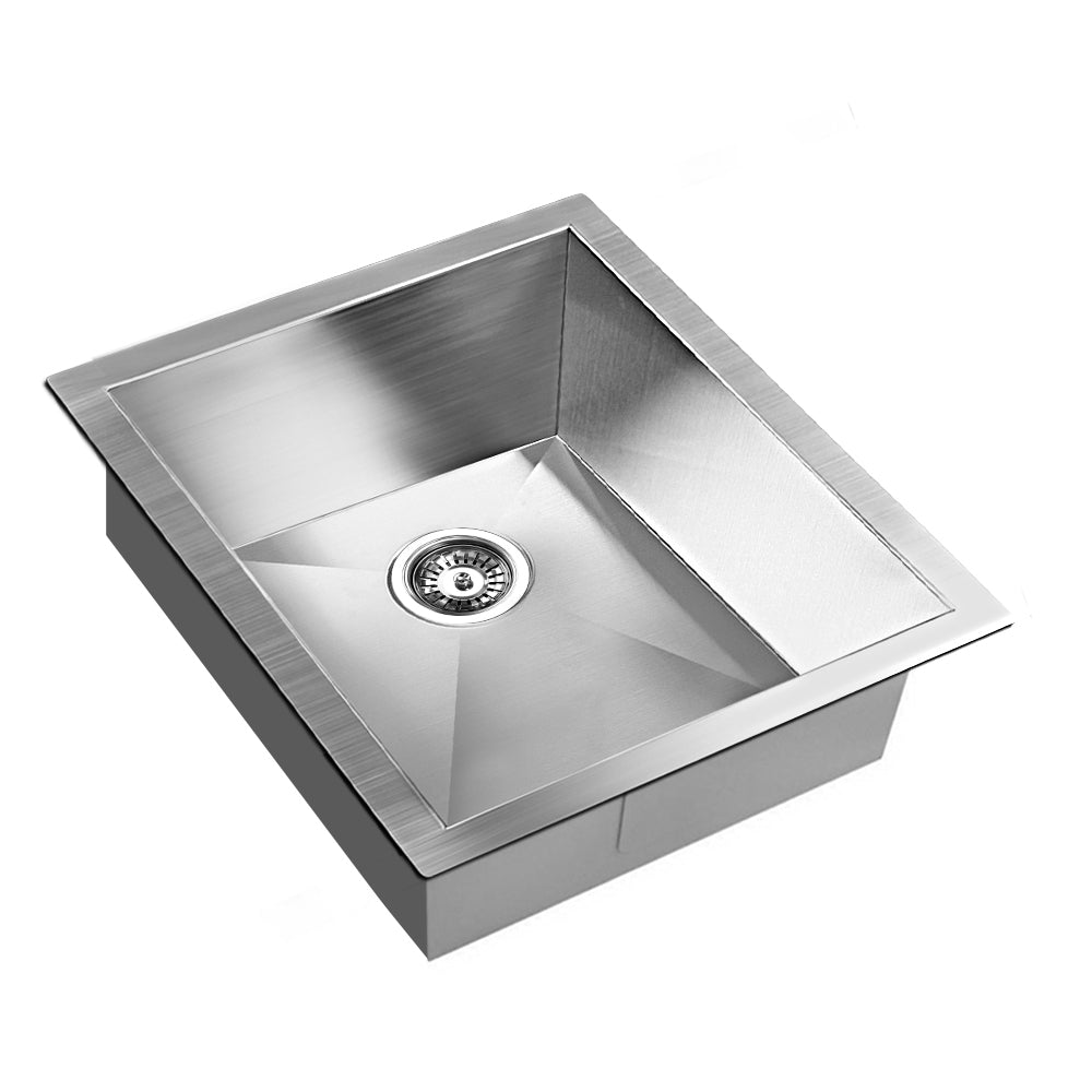 390 x 300mm Stainless Steel Sink SINK-3945-R0-SI