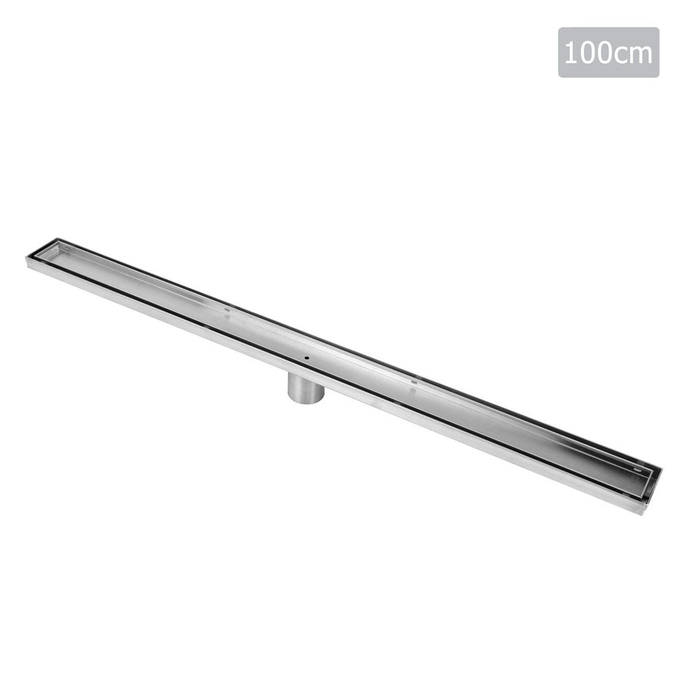 1000mm Stainless Steel Insert Shower Grate SSG-INSERT-1000