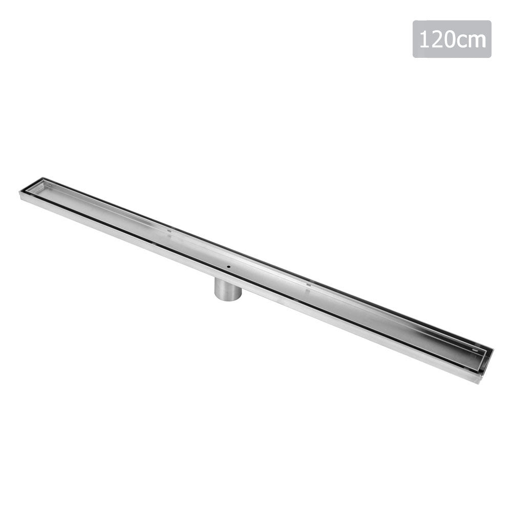 1200mm Stainless Steel Insert Shower Grate SSG-INSERT-1200