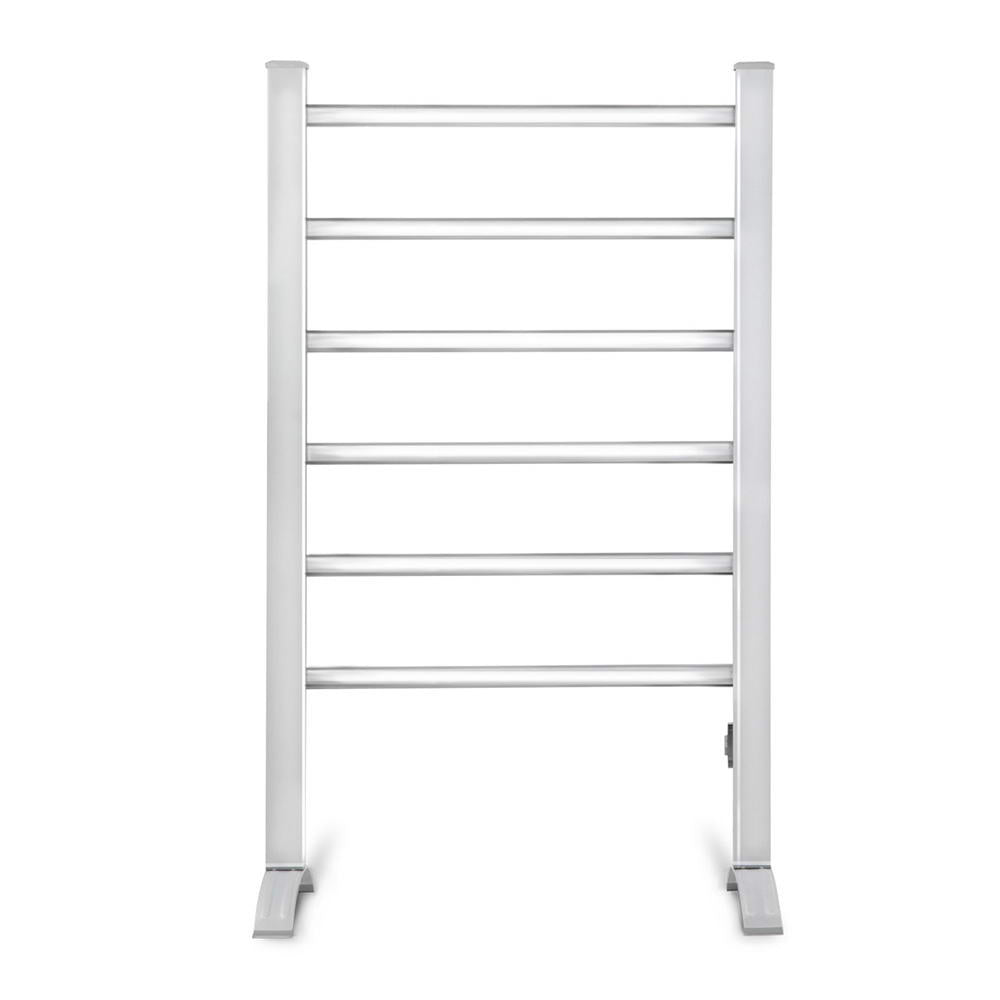 6 Rung Electric Heated Towel Rail TW-C-F-ALUM