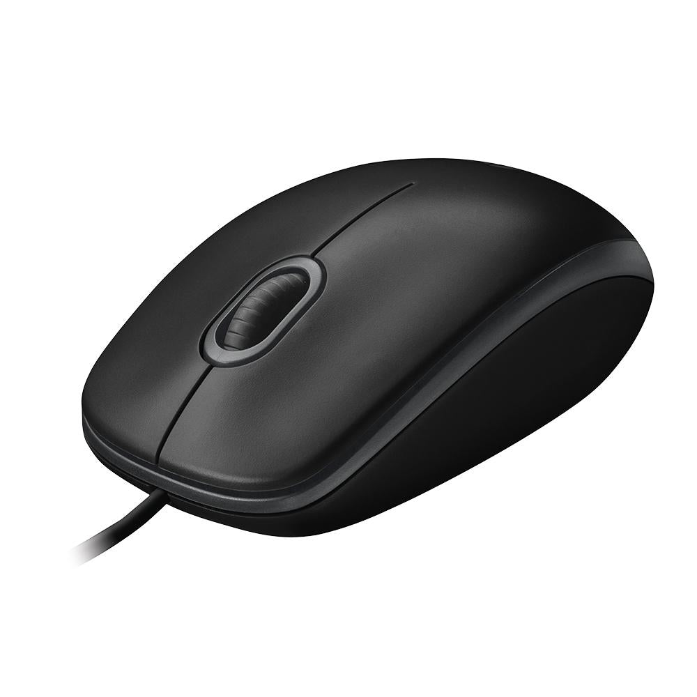 910-001439: Logitech B100 Optical USB Mouse V28-LOGMOSB100