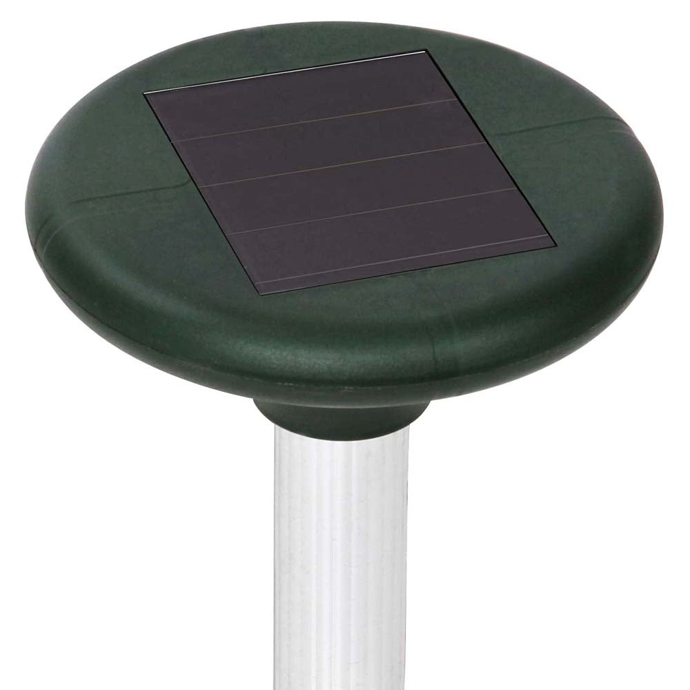 Set of 10 Solar Powered Snake Repeller SR-SNAKE-DX-10