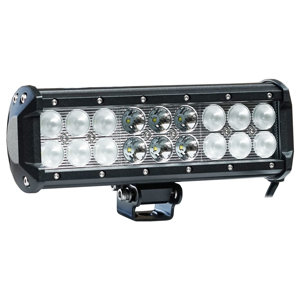 2X 9INCH 90W CREE LED LIGHT BAR SPOT FLOOD OFFROAD DRIVING WORK LAMP 4WD SV 120W V13-93S90BT*2