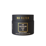No Filter Gold Clay Mask