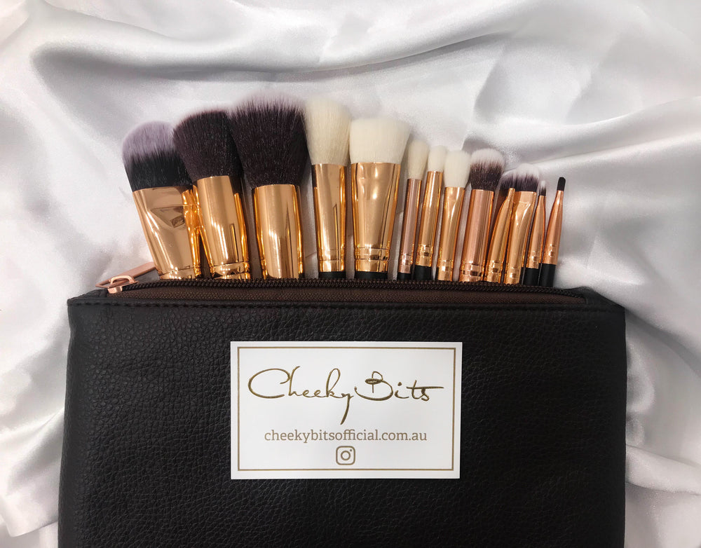 CheekyBits Deluxe Brush Set
