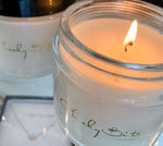 CheekyBits Soy Candle - Peaches & Cream