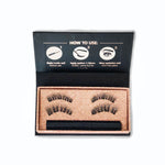 CheekyBits Easy Lashes - Natural