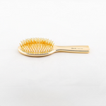 24 Carat Gold Quilted Classic Hairbrush