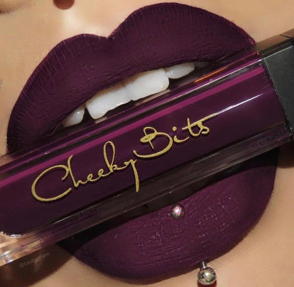 CheekyBits Lip Stain - Purple Haze