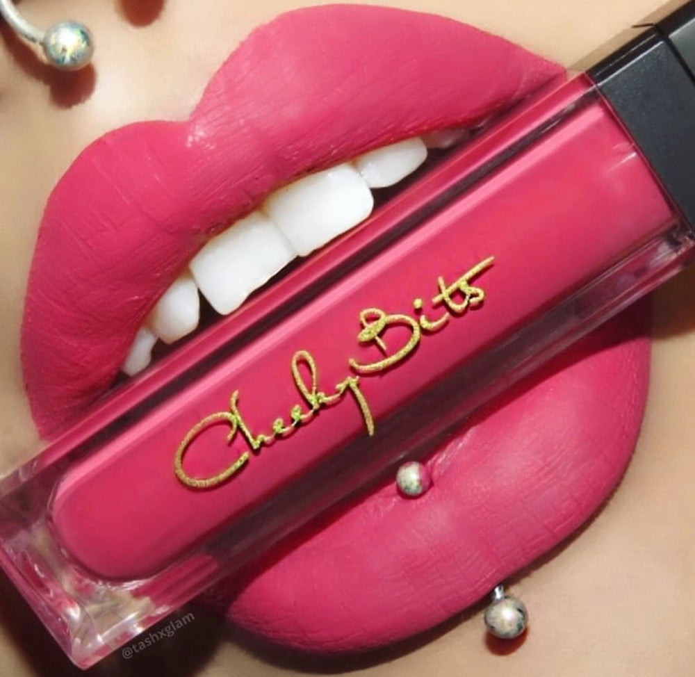 CheekyBits Lip Stain - Sangria