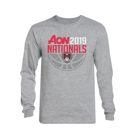 2019 Aon Nationals Long Sleeve
