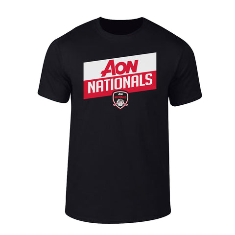 2019 Aon Nationals Short Sleeve