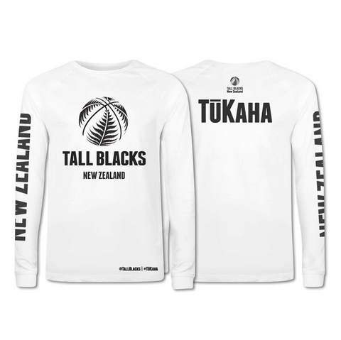 Tall Blacks Long Sleeve (Black or White)