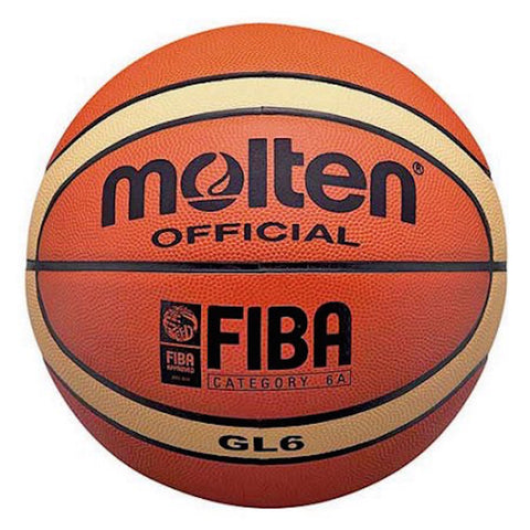 Molten GL Leather Basketball