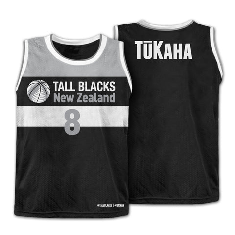 Tall Blacks Supporter Singlet