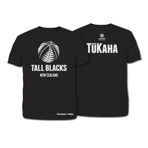 Tall Blacks T Shirt (Black or White)