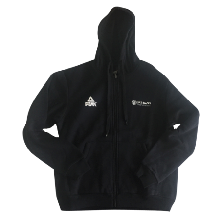 Tall Blacks Zip Hoodie