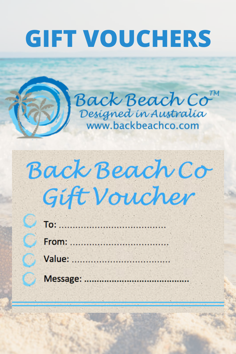 Back Beach Co Gift Card