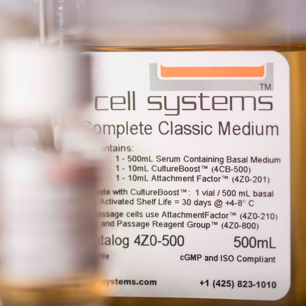 Which Cell Systems Media is best to optimize your experimentation?