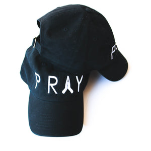 PRAY Hat | Black