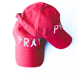 PRAY Hat | Red