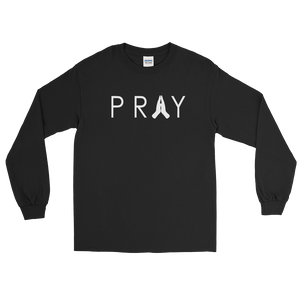 PRAY Long Sleeve | Black