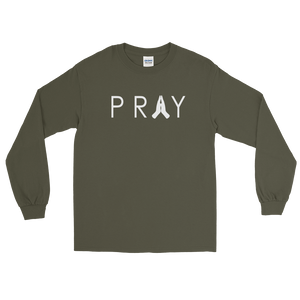 Pray Long Sleeve | Forrest Green