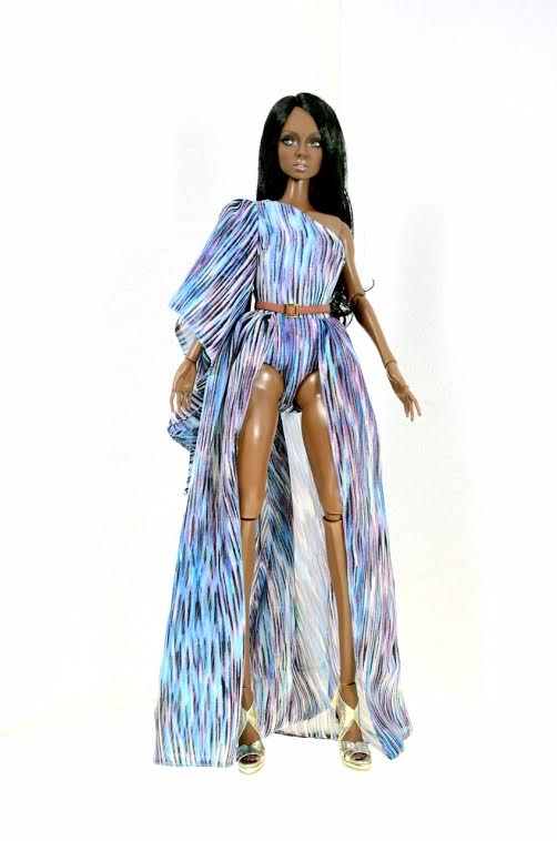 "Social Life Doll: Kymbrielle West ""Late Night/Early Morning"""