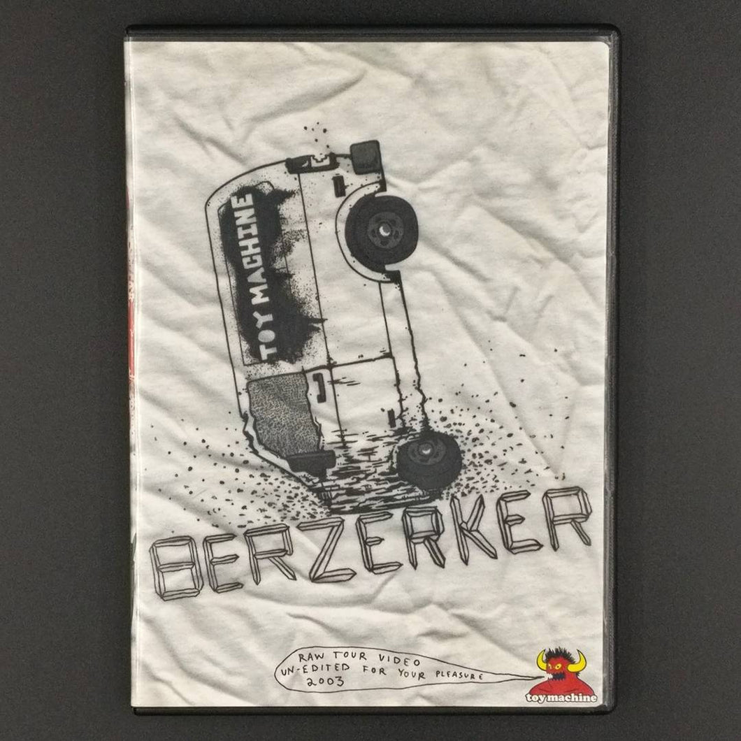 Berzerker / Sucking The Life